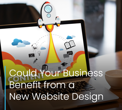 Could Your Business Benefit from a New Website Design Averma Crawley