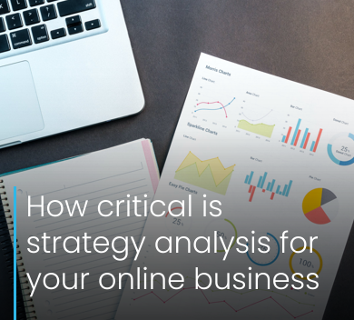 How critical is strategy analysis for your online business Crawley website design